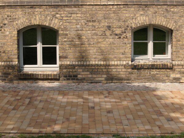 Клинкерная брусчатка Hagemeister (Германия) Odense