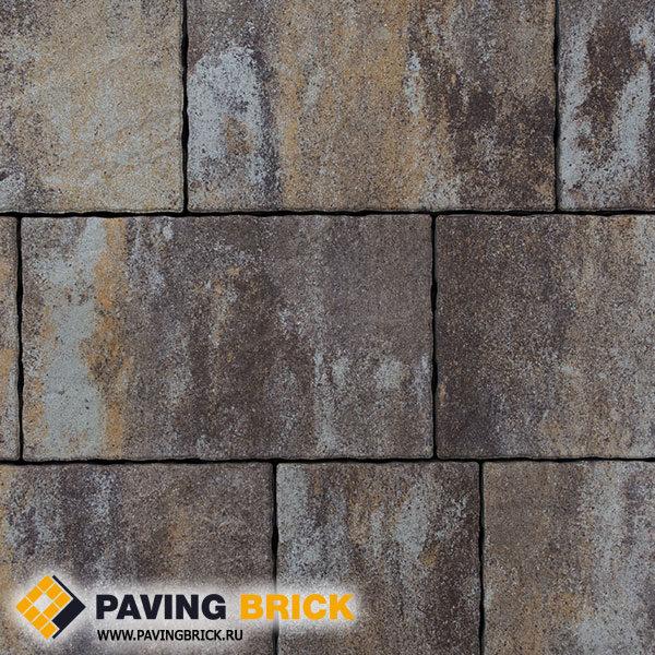 Тротуарная плитка ВЫБОР АНТАРА Б.1.АН6 Искусственный камень цвет Доломит - фото 1