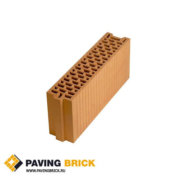 Керамический поризованный блок Porotherm 12 М100 6,74 NF - фото 1