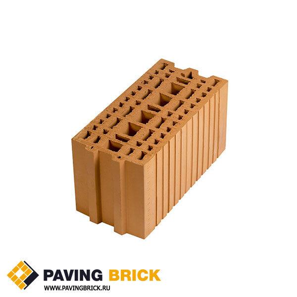 Керамический поризованный блок Porotherm 20 М100 8,98 NF - фото 1