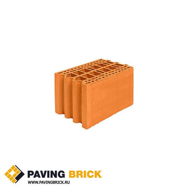 Керамический поризованный блок Porotherm 25M М100 10,53 NF - фото 1