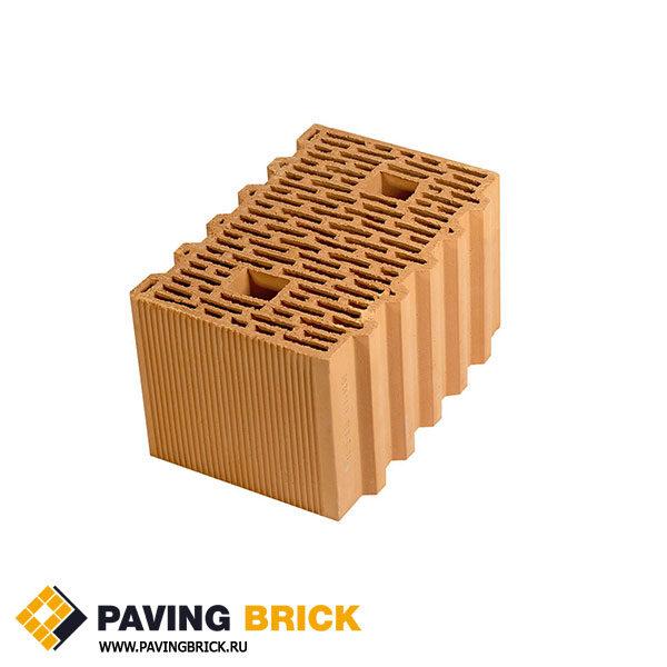 Керамический поризованный блок Porotherm 38 M100 10,67 NF - фото 1