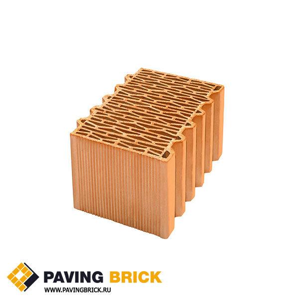 Керамический поризованный блок Porotherm 38 Thermo М75 10,67 NF - фото 1