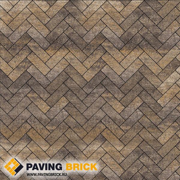 Тротуарная плитка ВЫБОР Паркет Б.4.П.6 Искусственный камень 180х60х60мм цвет Доломит