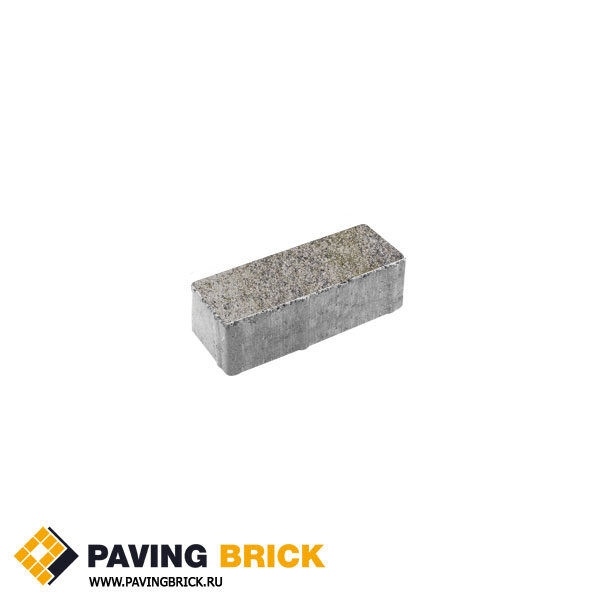 Тротуарная плитка ВЫБОР Паркет Б.4.П.6 Искусственный камень 180х60х60мм цвет Габбро