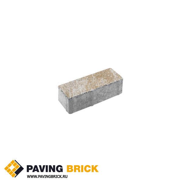 Тротуарная плитка ВЫБОР Паркет Б.4.П.6 Искусственный камень 180х60х60мм цвет Степняк