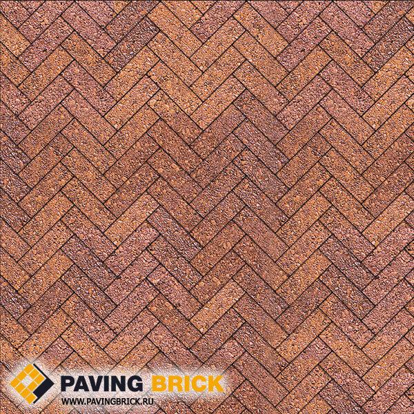 Тротуарная плитка ВЫБОР Паркет Б.4.П.6 Листопад гладкий 180х60х60мм цвет Барселона