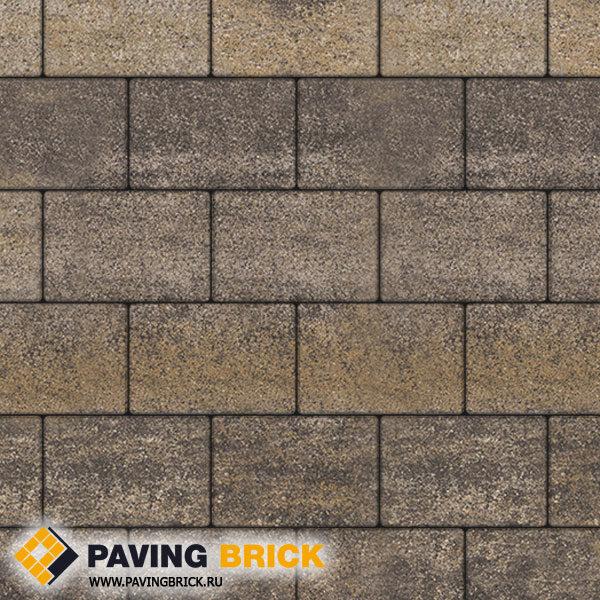 Тротуарная плитка ВЫБОР Ла Линия Б.1.П.8 Искусственный камень 300х200х80мм цвет Доломит - фото 1