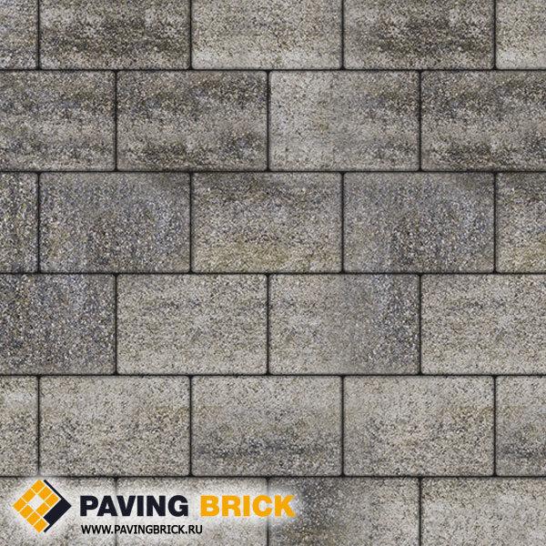 Тротуарная плитка ВЫБОР Ла Линия Б.1.П.8 Искусственный камень 300х200х80мм цвет Габбро - фото 1