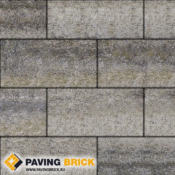 Тротуарная плитка ВЫБОР Ла Линия Б.5.П.8 Искусственный камень 600х300х80мм цвет Габбро - фото 1